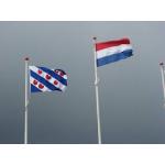 Vlaggen, wimpels & stokken