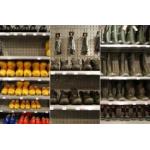 Klompen, laarzen en werkschoenen