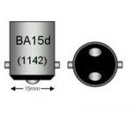 BA15D Fitting