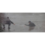 Veiligheid-bescherming schaatsen