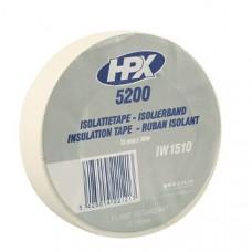 PVC ISOLATIETAPE - WIT 15MM X 10M