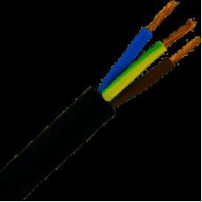 3 X 1,5 NEOPREEN SNOER H07RNF ZWART