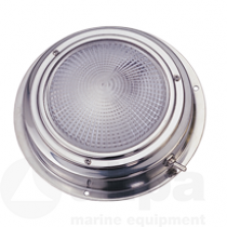 PLAFONDLAMP VERCHROOMD LED 105 MM 12V/1,7W