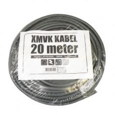 3 X 2.5 XMVK 20 METER RING GRIJS ....