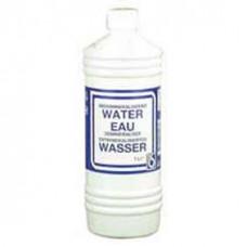 GEDEMINALISEREND, GEDESTILEERD FLES . WATER 12 X 1L