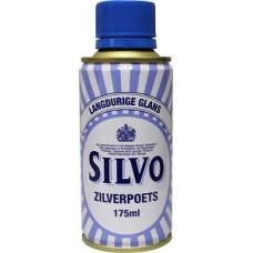 SILVO POLISH 150ML. MET BLAUWE DOP ZILVERPOETS