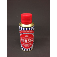 BRASSO METAL POLISH/KOPERGLANS 150ML