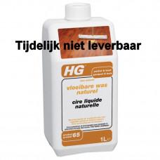 HG PARKET & HOUT VLOEIBARE WAS NATUREL (HG PRODUCT 65) 1 L