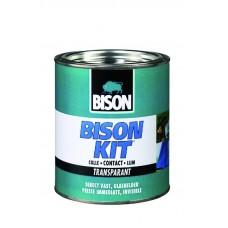 BISON KIT TRANSPARANT TIN 750ML*6 NLFR