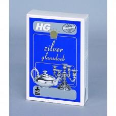 HG ZILVER GLANSDOEK 1 ST
