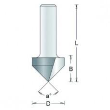 611-8 HM TCT V-GROEFFREES , D= 9,5, A= 60