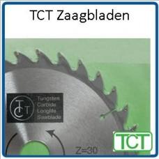 901 TCT125-16T-16 CIRKELZAAGBLADEN , D= 125
