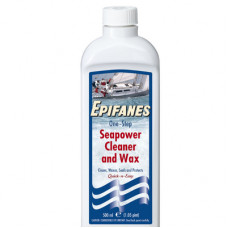 EPIFANES SEAPOWER CLEANER AND WAX 500 ML