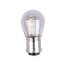 LEDLAMP LED15 10-30V BA15D