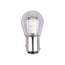 LEDLAMP LED15 10-30V BAY15D