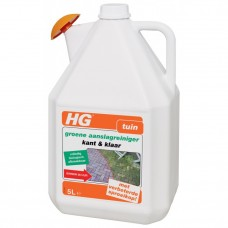 HG GROENE AANSLAGREINIGER 5LTR K&K 5 L