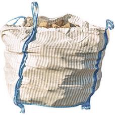 HAARDHOUT 1M3 OVENGEDROOGD IN BIG BAG
