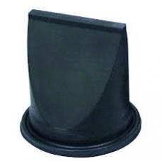 LIPVENTIEL RM69 RUBBER ZWART (518)