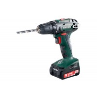 METABO 14,4 VOLT ACCUBOORMACHINE 2 X 2.0 AH