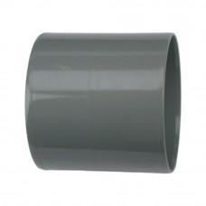 PVC LIJM DUBBELE MOF 50 MM