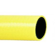 GELE PVC WATERSLANG EXTRA STEVIG 12,5 X 17 MM