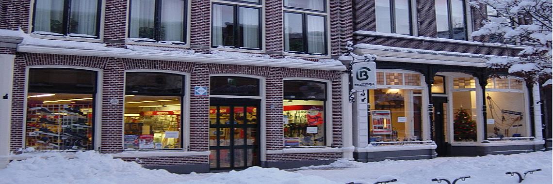 Binnenzijde Brattinga ijzerwaren